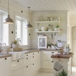 95 Farmhouse Kitchen Ideas On A Budget-8792