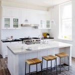95 Farmhouse Kitchen Ideas On A Budget-8796