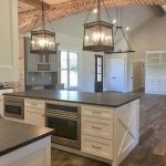 95 Farmhouse Kitchen Ideas On A Budget-8803