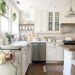 95 Farmhouse Kitchen Ideas On A Budget-8772