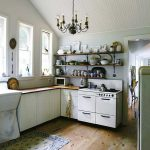 95 Farmhouse Kitchen Ideas On A Budget-8814