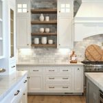 95 Farmhouse Kitchen Ideas On A Budget-8815