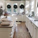 95 Farmhouse Kitchen Ideas On A Budget-8817