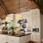 95 Farmhouse Kitchen Ideas On A Budget-8819