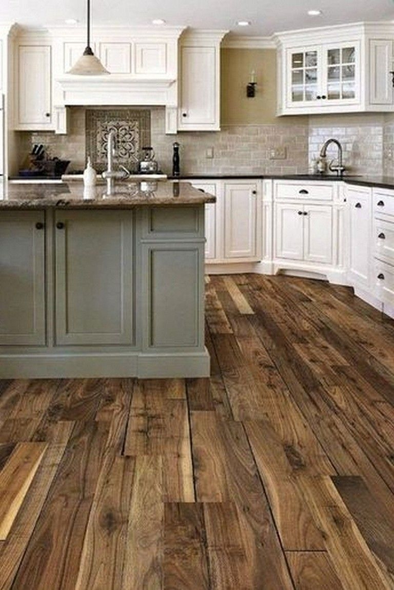 95 Farmhouse Kitchen Ideas On A Budget-8823