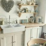 95 Farmhouse Kitchen Ideas On A Budget-8774