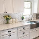 95 Farmhouse Kitchen Ideas On A Budget-8829
