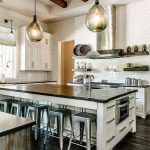 95 Farmhouse Kitchen Ideas On A Budget-8841