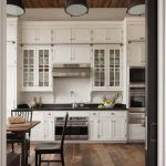 95 Farmhouse Kitchen Ideas On A Budget-8846