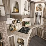 95 Farmhouse Kitchen Ideas On A Budget-8848