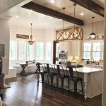 95 Farmhouse Kitchen Ideas On A Budget-8850