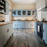 95 Farmhouse Kitchen Ideas On A Budget-8857