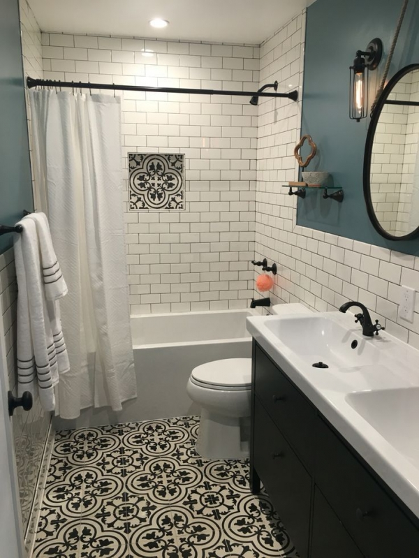 96 Inspiration for Small Bathroom Design Ideas - Tips for Renovating A Small Bathroom On A Budget-7823
