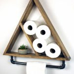 96 Models Bathroom Shelf with Industrial Farmhouse towel Bar - Tips for Buying It-9050