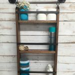 96 Models Bathroom Shelf with Industrial Farmhouse towel Bar - Tips for Buying It-9052