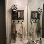 96 Models Bathroom Shelf with Industrial Farmhouse towel Bar - Tips for Buying It-9064