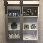 96 Models Bathroom Shelf with Industrial Farmhouse towel Bar - Tips for Buying It-9085