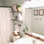 96 Models Bathroom Shelf with Industrial Farmhouse towel Bar - Tips for Buying It-9092