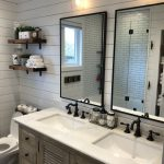 96 Models Bathroom Shelf with Industrial Farmhouse towel Bar - Tips for Buying It-9101