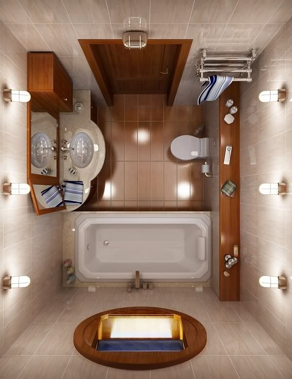 96 Models Sample Awesome Small Bathroom Ideas-9285