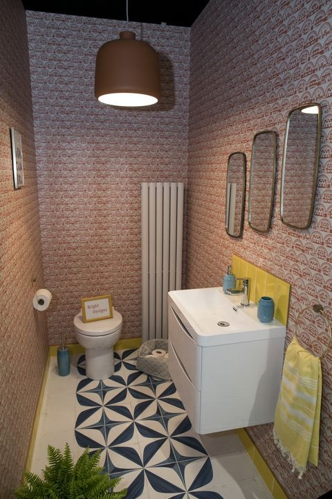 96 Models Sample Awesome Small Bathroom Ideas-9332