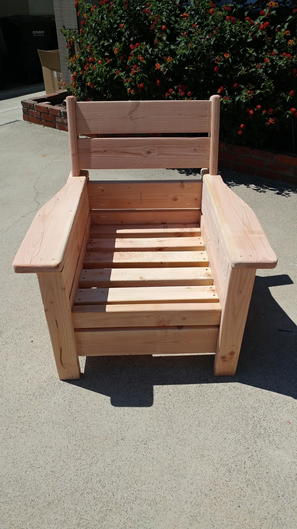 60+ DIY Outdoor Furniture Chairs Inspires 1