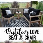 60+ DIY Outdoor Furniture Chairs Inspires 10
