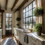 90 Most Popular Farmhouse Style Interior Design 12
