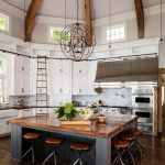 90 Most Popular Farmhouse Style Interior Design 14