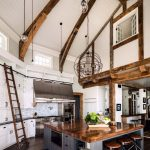 90 Most Popular Farmhouse Style Interior Design 17