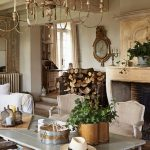 90 Most Popular Farmhouse Style Interior Design 19
