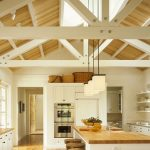 90 Most Popular Farmhouse Style Interior Design 26