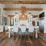 90 Most Popular Farmhouse Style Interior Design 37