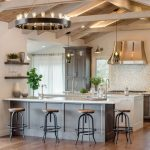 90 Most Popular Farmhouse Style Interior Design 42