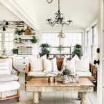 90 Most Popular Farmhouse Style Interior Design 63