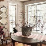 90 Most Popular Farmhouse Style Interior Design 77