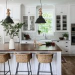 90 Most Popular Farmhouse Style Interior Design 84