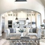 90 Most Popular Farmhouse Style Interior Design 9