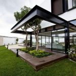 95 Models Design Modern Flat Roof Houses Awesome 79