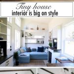 97 Cozy Tiny House Interior Are You Planning For Enough Storage 49