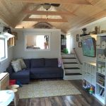 97 Cozy Tiny House Interior Are You Planning For Enough Storage 75