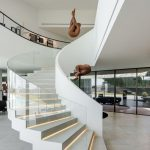 97 Most Popular Modern House Stairs Design Models 27