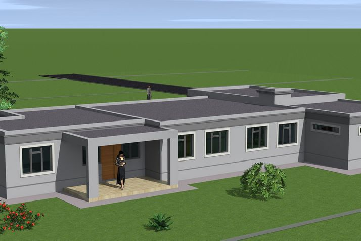 44 The Best Choice Of Modern Home Roof Design Models 17