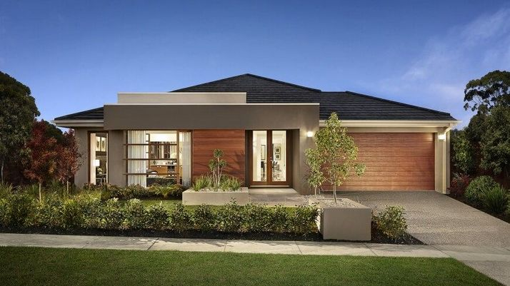 44 The Best Choice Of Modern Home Roof Design Models 6