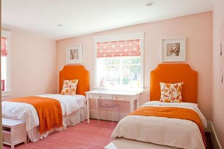 85 Master Bedroom Decoration Models With Two Beds Feel Comfortable In Use 12