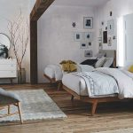 85 Master Bedroom Decoration Models With Two Beds Feel Comfortable In Use 22