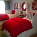 85 Master Bedroom Decoration Models With Two Beds Feel Comfortable In Use 41