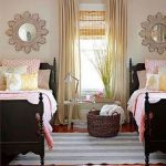 85 Master Bedroom Decoration Models With Two Beds Feel Comfortable In Use 62