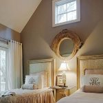 85 Master Bedroom Decoration Models With Two Beds Feel Comfortable In Use 63