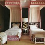 85 Master Bedroom Decoration Models With Two Beds Feel Comfortable In Use 75